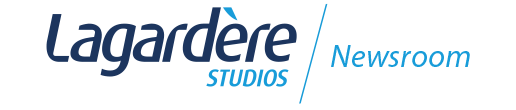 Newsroom Lagardère Studios Logo